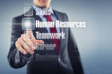 HR and resource training